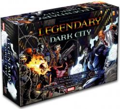 Board Game Review: Legendary Marvel- Dark City