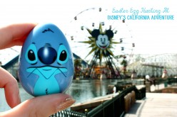 Easter Egg Hunting At Disney's California Adventure