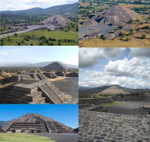 Teotihuacan is colossal, and no one has any idea who built these structures.