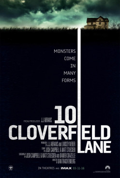 Movie Review: 10 Cloverfield Lane (Spoiler Free)