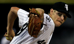 Chris Sale, The Most Intimidating Lefty in the American League.