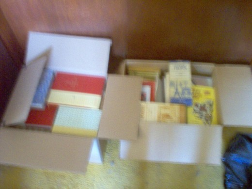 Other Boxed Books