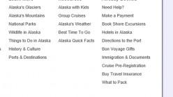 Traveling Alaska: Taking a Cruise