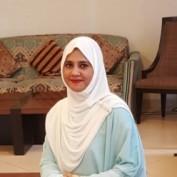 uzma shaheen profile image