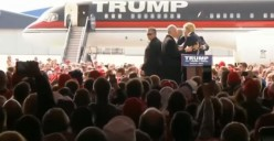 Attempted Assassination: TRUMP Security Steps In to Take The HIT in OH