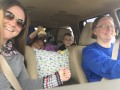 Surviving a Long Road Trip with Little Ones