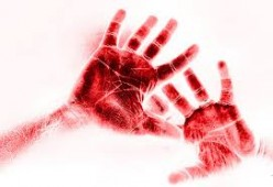 The Blood on Your Hands for Selling Out Jesus!