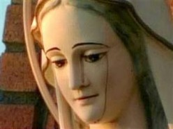 The Statue of the Virgin Mary - Does It Really Cry Blood?