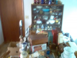 A Dining Room Cabinet
