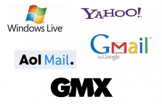The GOY(Google mail, Outlook mail and Yahoo mail) alternatives
