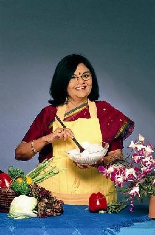 Chef Tarla Dalal