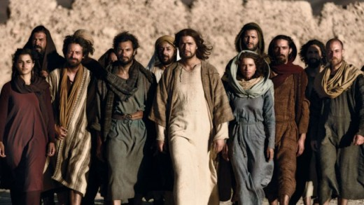 Image from 'The Bible' film.