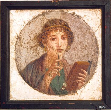 The Poet Sappho