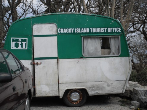 The Tourist office from Father Ted, Aran Islands.