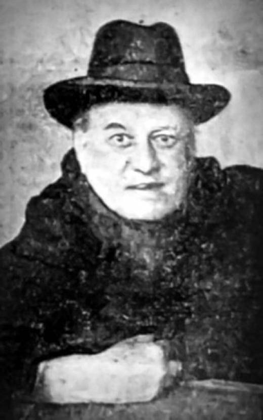 Crowley in 1929