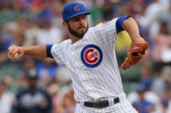 2015 National League Cy Young Winner,  Jake Arrieta