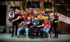 Avenue Q: Review at New Wimbledon Theatre