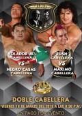 CMLL Homenaje a Dos Leyendas Preview!