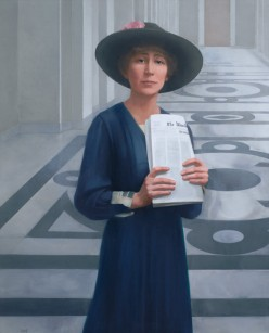 The First But Not the Last: Jeannette Rankin