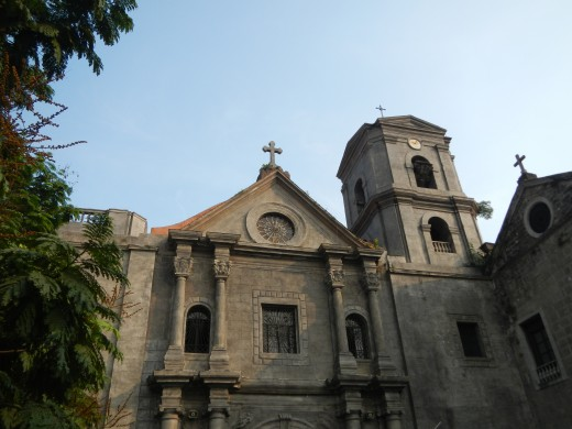 San Agustin Church in Manila