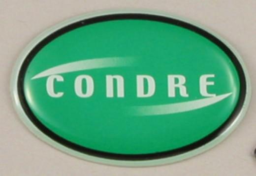 Domed Label
