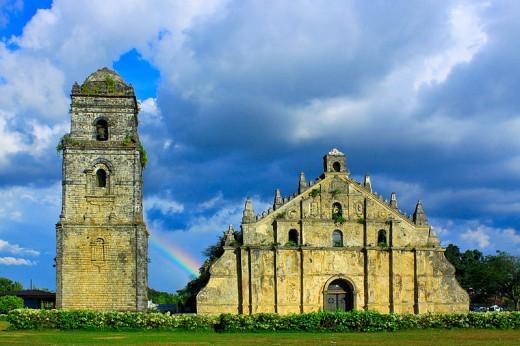 Paoay Church, Ilocos Norte