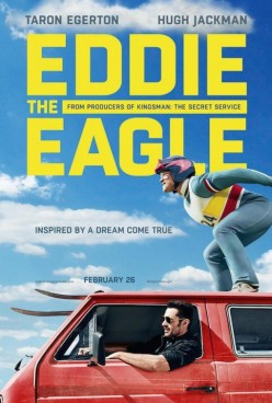 Eddie The Eagle Soars