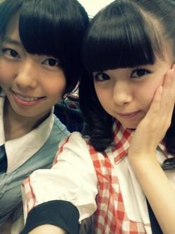 Mariko Nakamura, the Co-Captain of Girl Group AKB48 Team A