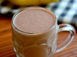 Creamy Chikoo Milkshake