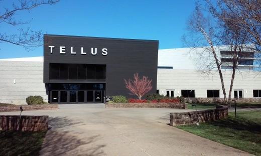 Tellus Science Museum Main Entrance