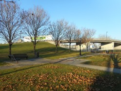 Parc Michel-Jasmin / Michel Jasmin Park, Dorval