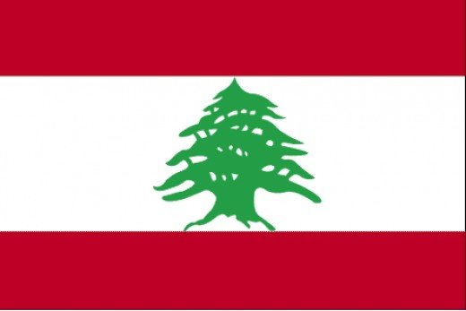 Lebanon:  Camps established there also holding Syrian refugees.