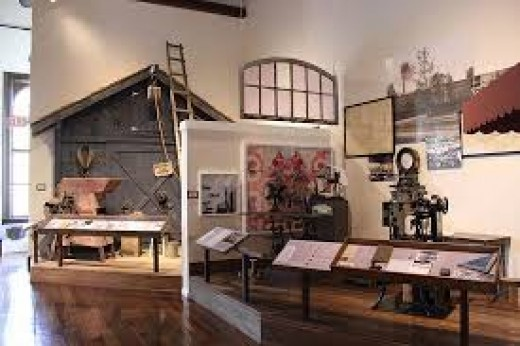Bartow History Museum - Tools and Implements