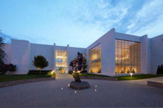 Booth Art Museum - Cartersville, Georgia