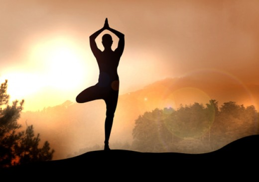 Yoga and pranayama can boost your mood and help your stress response.