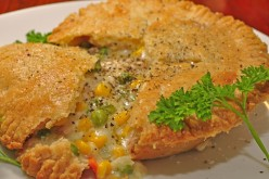 World's Best Chicken Pot Pie Recipe