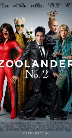 Zoolander 2 is a waste of time and celluloid