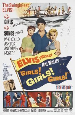 Film Review: Girls! Girls! Girls!