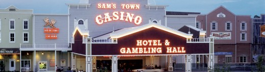 Tunica, MS - Sams Town Resort