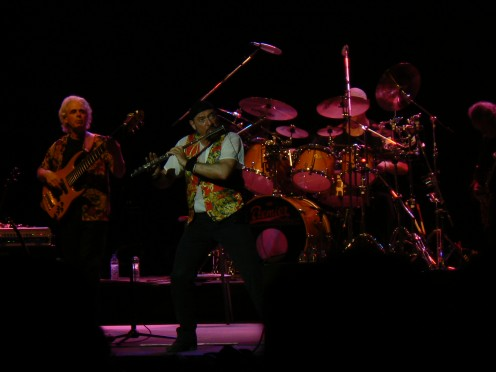 Jethro Tull in Concert at Bruxelles, 2007 (Photo by Cornet Benoit)