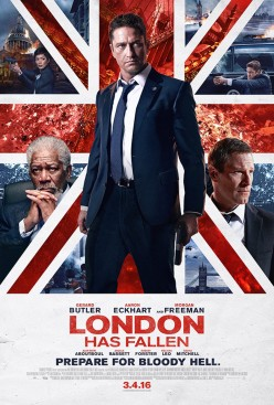 London Has Fallen - The Riles Review