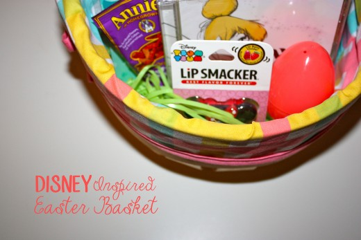 A Disney inspired Easter basket.