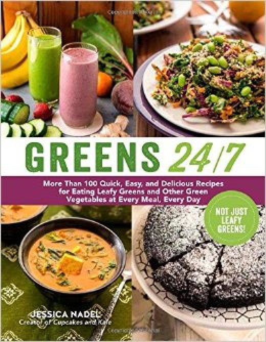 Phenomenal green, vegan, and clean eating by Jessica Nadel