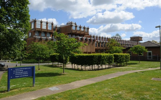 The University of Reading.