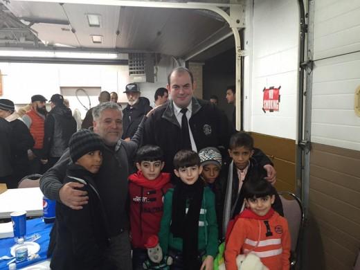 Dzemal Bijedic/ Police Chaplain for the Saint Louis Metropolitan Police Department