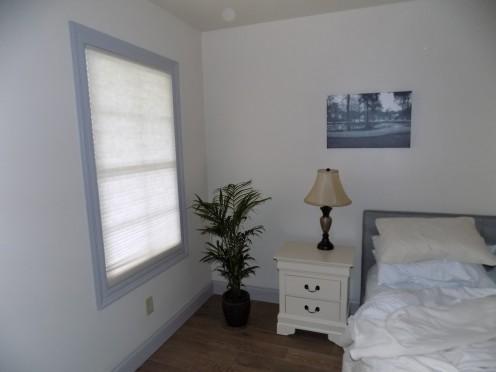 The Azalea Room - Notice Orb in Upper Left hand Corner