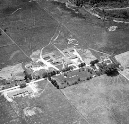 Camp X in 1943