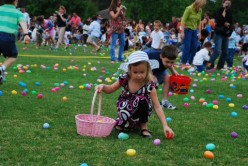 Do you have good memories of Easter Egg hunts?