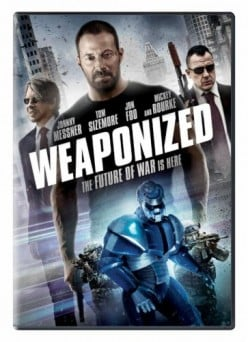 Weaponized is a Fast-Paced, Sci-Fi Cop Film with an Edge