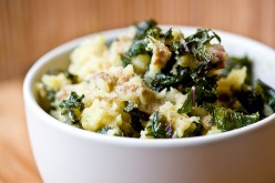 Food! Bubble and Squeak, Bubble and What? How to make Colcannon (Ireland), Rumbledethumps(Scotland) Breakfast Dish!
